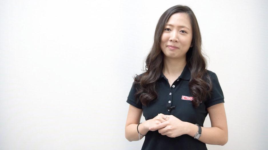 Transcycko銷售經理Eva Chen