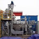 擺線減速機用於三菱汙泥乾燥機